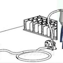 Приемный Бункер БПН-05 для дробилки