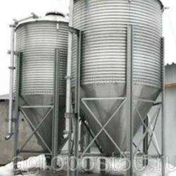 Зернохранилище, Бункера Накопители 5 - 50 м. куб